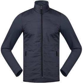 Bergans Stranda Hybrid Jacket Men Dark Navy/Dark Navy Mel/Dark Fogblue